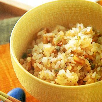 ガーリックライス | 藤野嘉子さんのチャーハンの料理レシピ | プロの簡単料理レシピはレタスクラブニュース