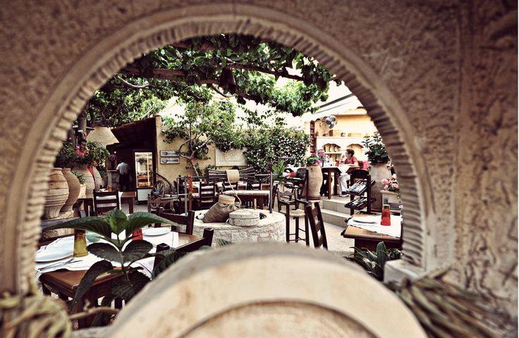 #AlanaRestaurant #Rethymno
