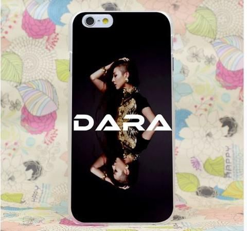 2NE1 Black Dara Hiphop Style iPhone 5 6 7 Plus Cover  #2NE1 #Black #Dara #Hiphop #Style #iPhone5 #6 #7Plus #Cover