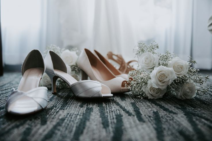 Wedding shoes. Wedding Details