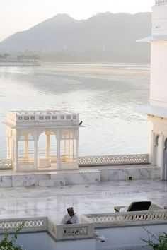 Lake Pichola in Udaipur