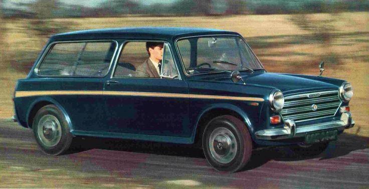 Morris 1300 MKII Traveller (1967-71)