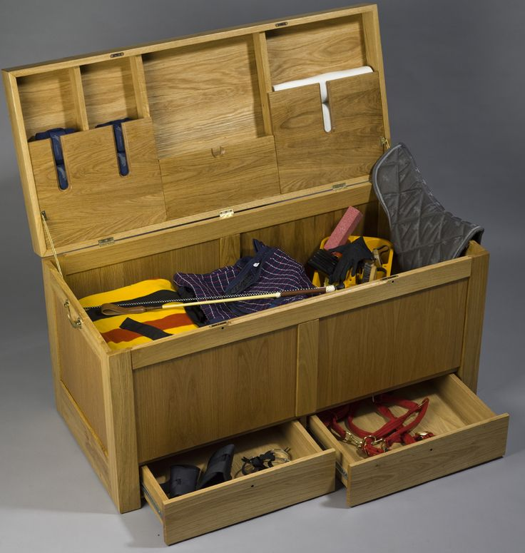 A recent enquiry came in for a horse tack box and having made a few of these in the past, we jumped at the chance. Description from archerfurniture.co.uk. I searched for this on bing.com/images