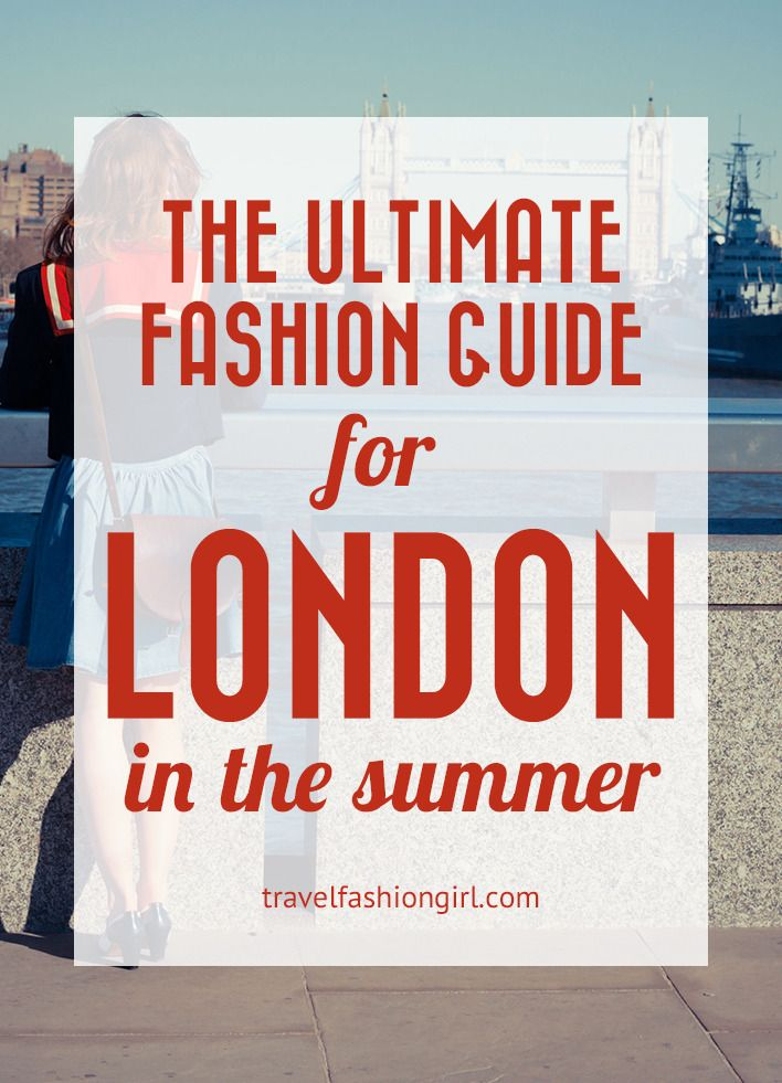 Hope you liked these tips on what to wear in London in the summer. Don't forget to share with your friends on Facebook, Twitter and Pinterest. Thanks for reading!