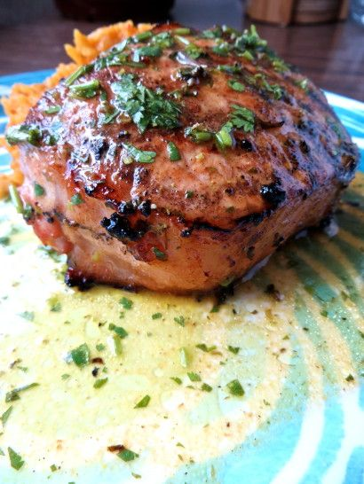 Havana Grilled Pork Chops | Tasty Kitchen: A Happy Recipe Community!
