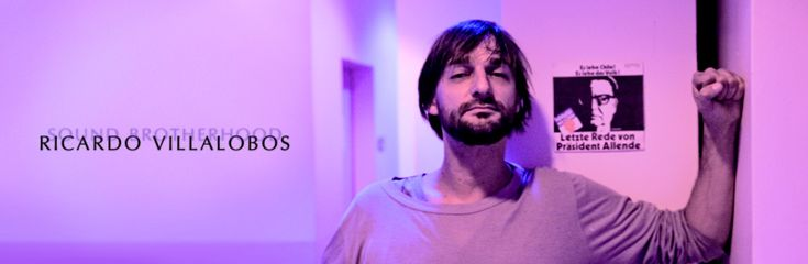 Ricardo Villalobos-(Chile) Ricardo Villalobos is a Chilean electronic music producer and DJ. He is well-known for his work in the minimal techno and microhouse genres.