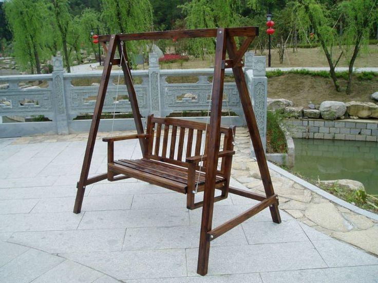Best 25+ Wooden Swing Chair Ideas On Pinterest