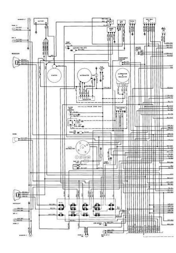 2000 Chevy S10 Wiring Diagram In 2020 Schaltplan Dodge Toyota Tacoma