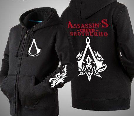 9 best assassin 39 s creed hoodie images on pinterest cowl. Black Bedroom Furniture Sets. Home Design Ideas