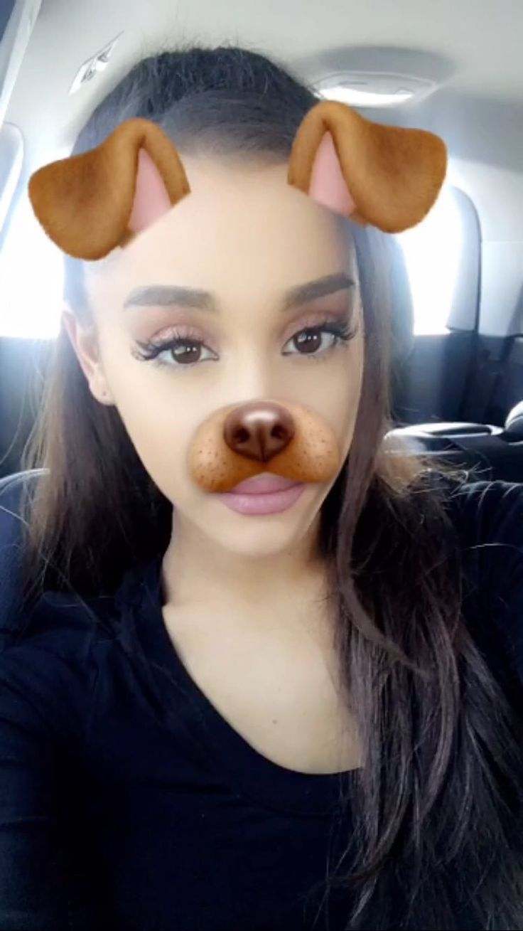 353 best images about Ariana grande Snapchat on Pinterest ...