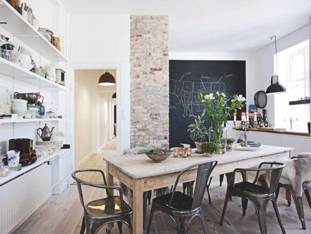 Un appartement français au Danemark - via Planète Déco.