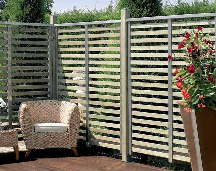 Oltre 25 fantastiche idee su recinzioni in legno su for Grigliato leroy merlin