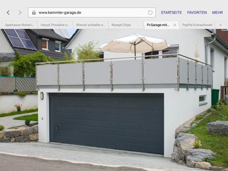 hanghaus garage exterior design haus garages home carriage house moderne architektur