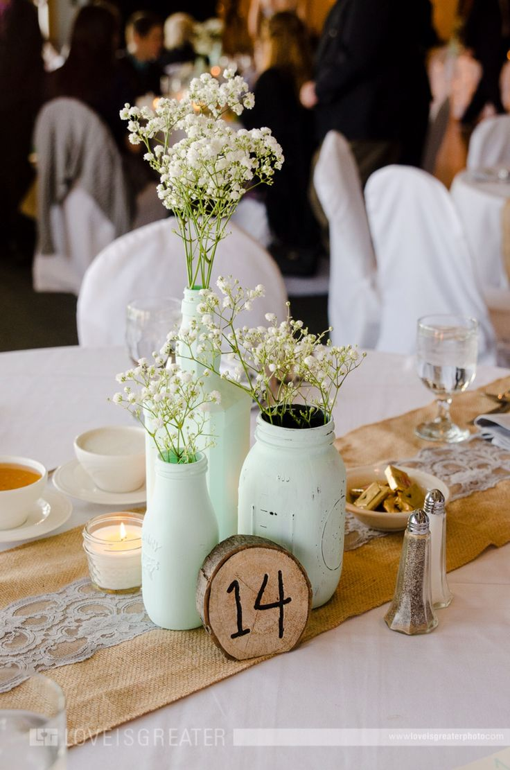 The best milk bottle centerpiece ideas on pinterest