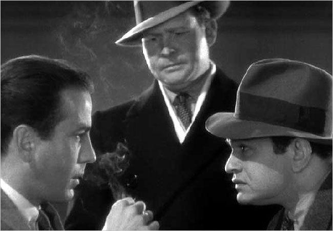 edward g robinson , Humphrey Bogart, Barton MacLane