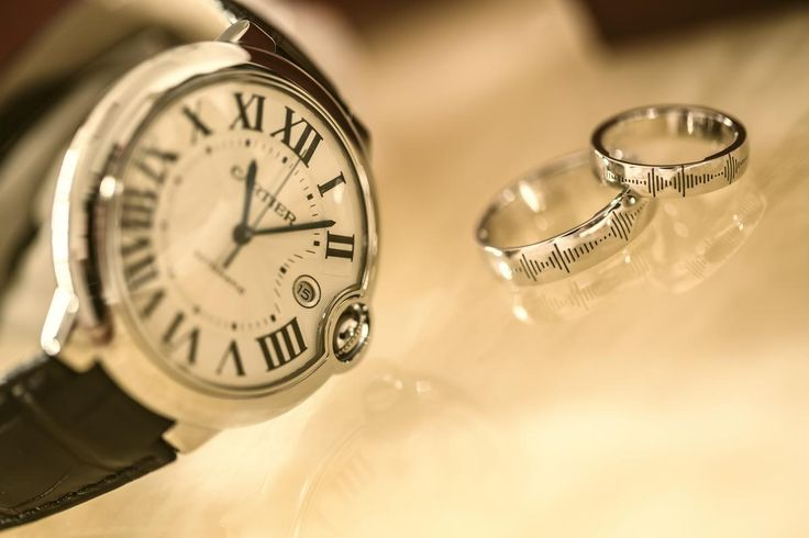 ⭐ Silver Wedding Rings Near Silver Round Analog Watch - new photo at Avopix.com    📷 https://avopix.com/photo/41805-silver-wedding-rings-near-silver-round-analog-watch    #watch #clock #time #timer #stopwatch #avopix #free #photos #public #domain