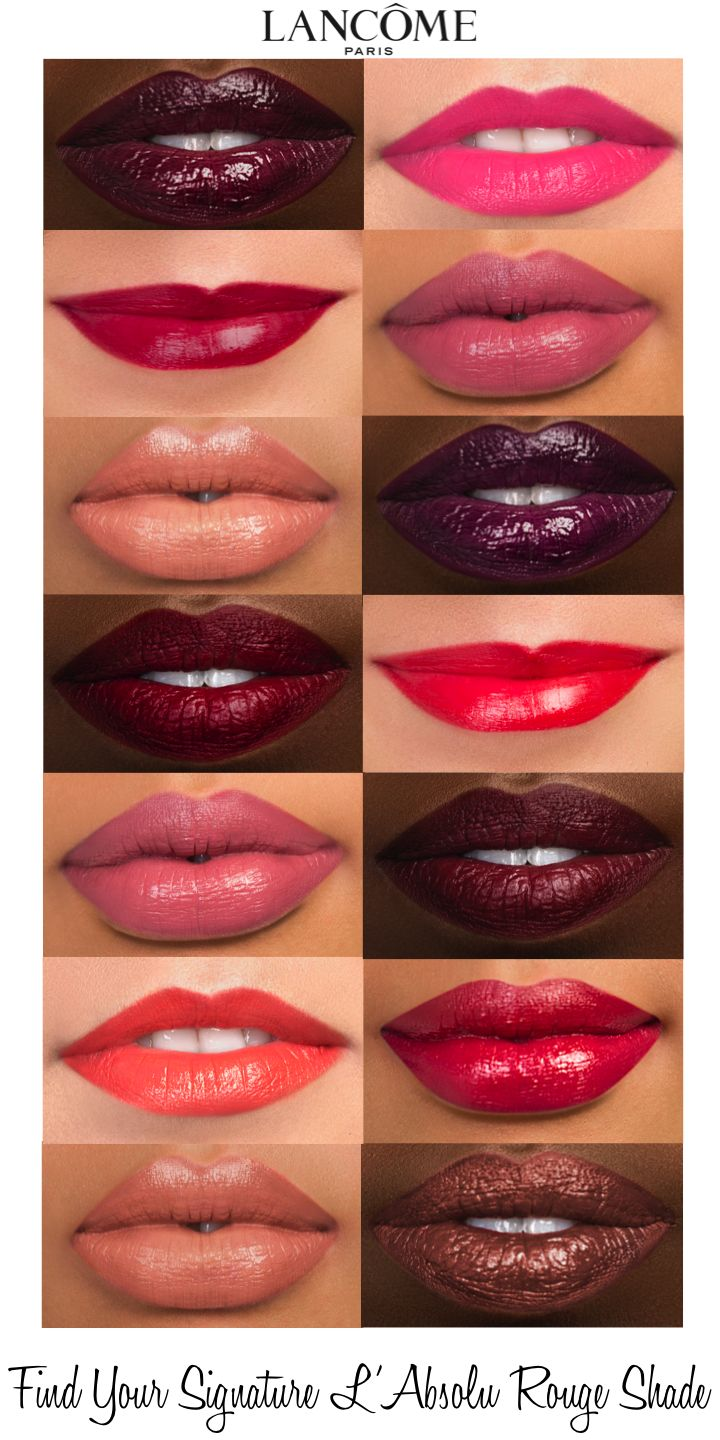 There are 44 breathtaking shades of L'Absolu Rouge. Find yours @sephora #labsolurouge