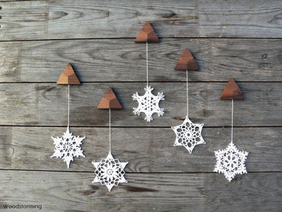 28 Best Home Decor By Woodstorming Images On Pinterest Wooden Rhpinterest: Snowflake Home Decor At Home Improvement Advice