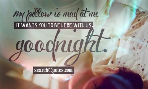 Good Night Quotes for Him: Cutest Goodnight Quotes for Him