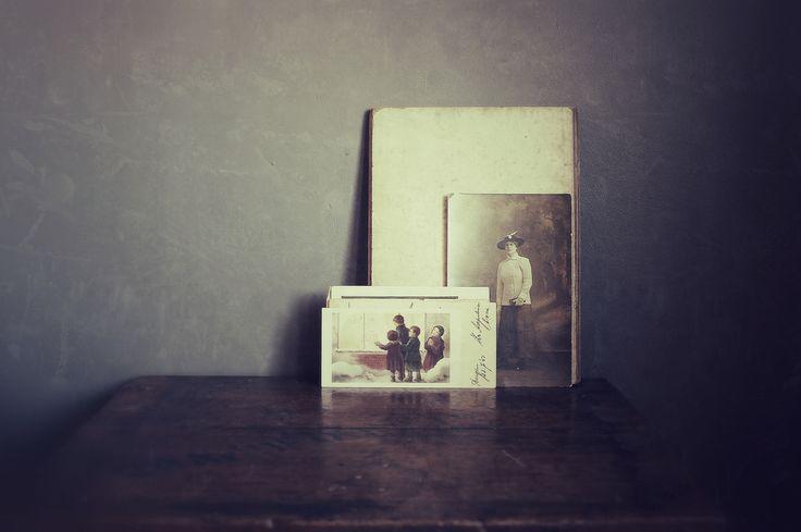 Stilleven : Oma Fotografie : H.Stilting