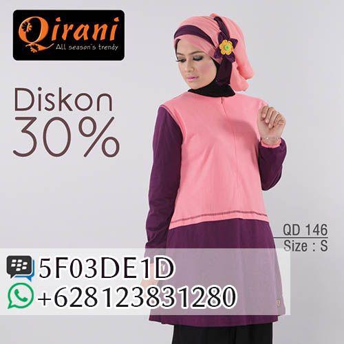 Qirani atasan 2016, QD 146. Dapatkan item ini di distributor resmi Filaika.com Hubungi : SMS / Whatsapp : 08123831280 BBM : 5F03DE1D