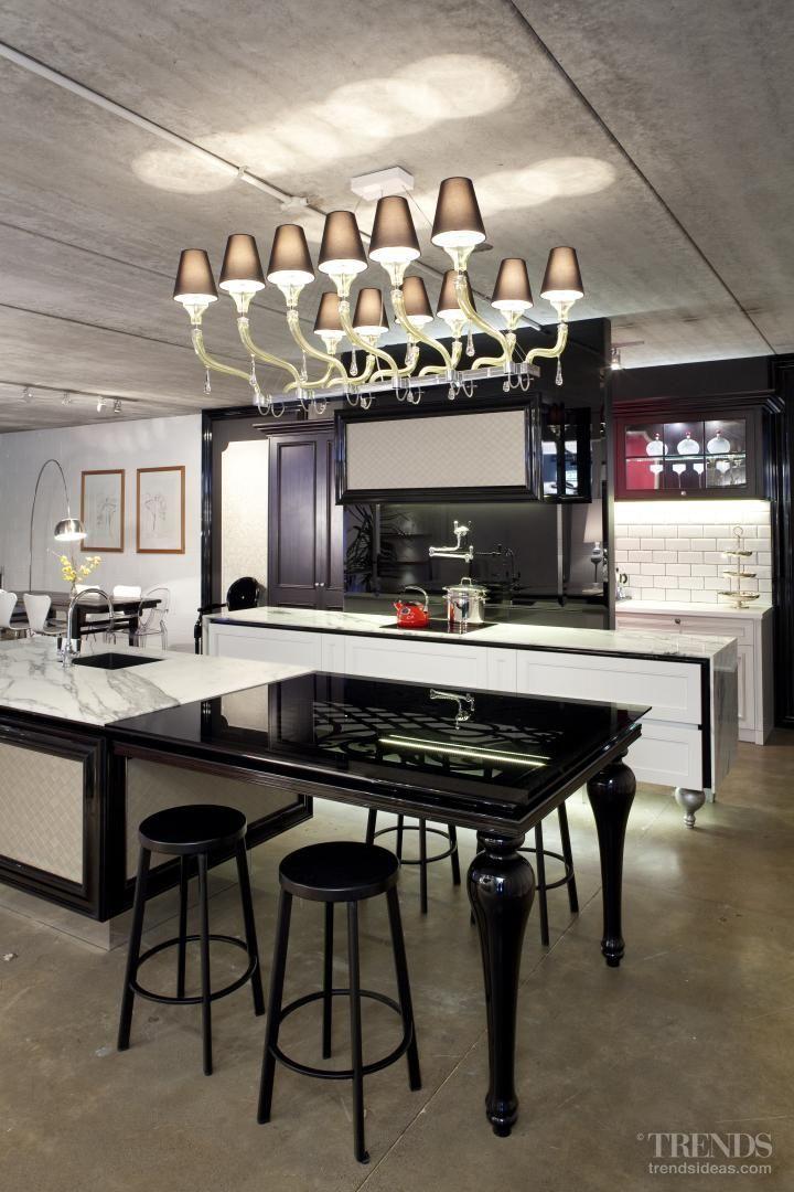 Modern Aquarium Kitchen By Darren Morgan | Kitchens, Modern And Interiors