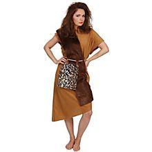 Steinzeit-Kostüm für Damen