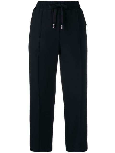 d544362d2d77 Dolce & Gabbana Pantaloni Sportivi Crop in 2019 | Outfit 1 | Pants ...