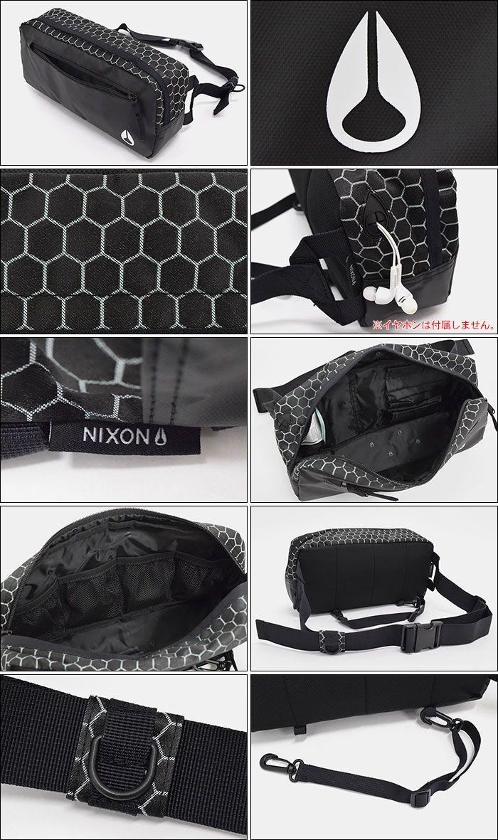 ice field | Rakuten Global Market: Nixon nixon fountain Sling bag (nixon Fountain Sling Waist Bag waist pouch mens & Womens unisex unisex NC1750) ice filed icefield