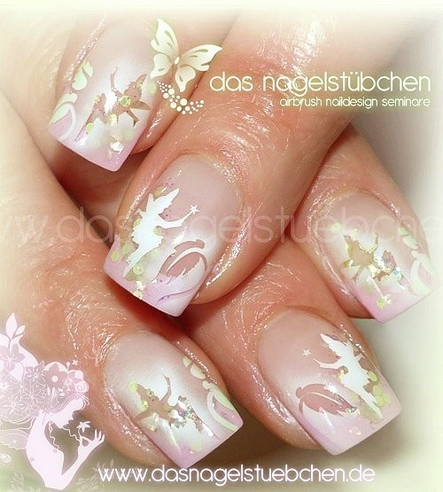 Best 25 airbrush nails ideas on pinterest prom nails elegant airbrush nails more prinsesfo Choice Image