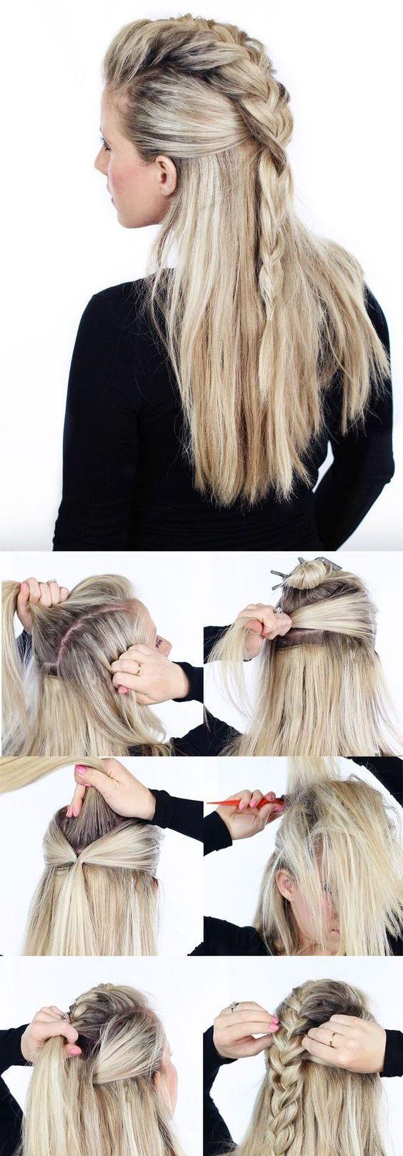 Nuestro cabello es una de las características que más personalidad da a nuestro rostro. Por eso aquí te dejo unos peinados para aprovechar si es que tienes una larga cabellera perfectapara intentar nuevos peinados que te harán ver súper bonita. De algunos de ellos te dejamos tutoriales para que puedas practicarlos y lograr un buen …