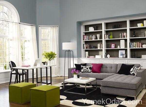Salon Renkleri Nasıl Olmalı ? Eviniz sizin en özel kullanım alanlarınızdan biridir. Eğer dekorasyonunuz da çok iyi ise eviniz size daha çok huzur verir. Evinizin odalarından biri olan salon neredeyse evde en çok zaman geçirdiğiniz yerdir.    Peki bu kadar fazla zaman geçirdiğiniz yerin renkleri ne kadar doğru? Tabi ki zevkl https://www.yemekodasi.com/salon-renkleri-nasil-olmali/  #SalonDekorasyonu #Dekorasyon, #DekorasyonFikirleri, #SalonDekorasyonu
