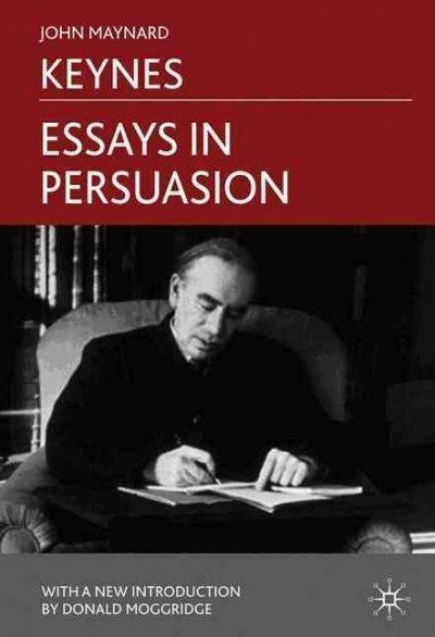 Persuasion essays