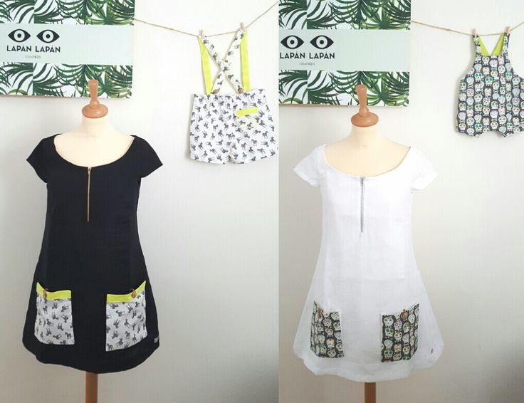 Vestidos Lactancia Friendly!! Llévatelos a tu gusto en www.lapanlapan.es