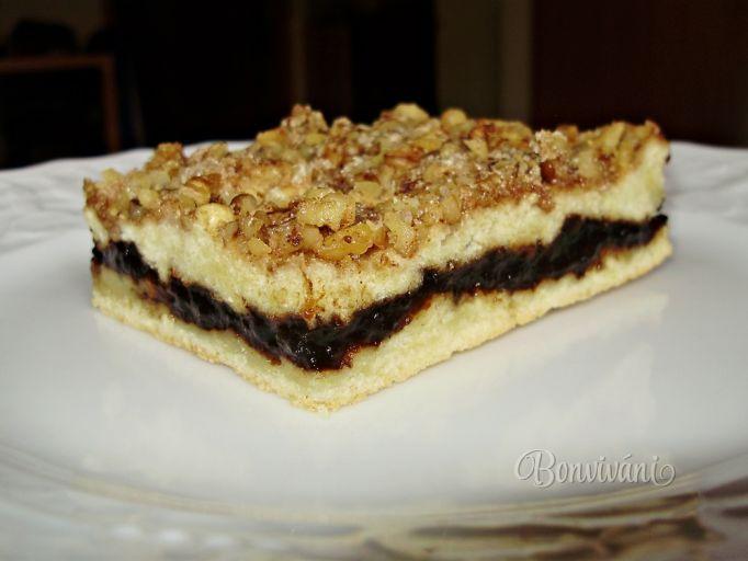 Krumpolový koláč tetky Hubatej