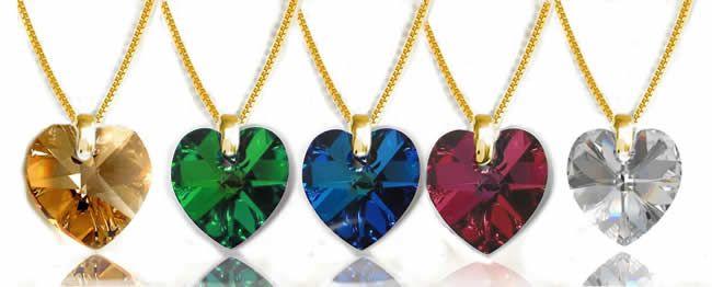Groupon - Colar em prata, folhado a ouro ou de ouro 18k com cristais Swarovski®Elements a partir de R$ 69,90 com frete grátis em [missing {{location}} value]. Preço da oferta  Groupon: R$69,90 #maraviglia #colar #ofertagroupon http://www.groupon.com.br/ofertas/oferta-nacional/gg-maraviglia-store-merchant-174160-8/44251942