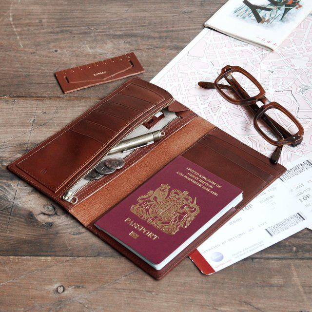 The Magellan Travel Long Wallet #Style, #Travel, #Wallet