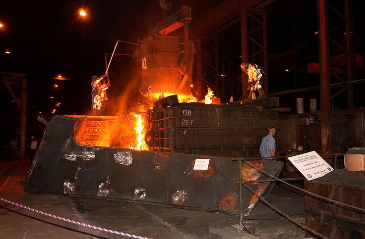 Steel from WTC for USS New York - USS New York (LPD-21) - Wikipedia