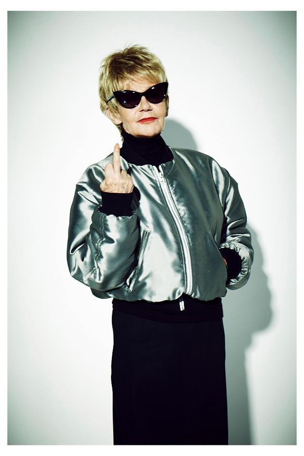 Maria Czubaszek, Maldoror Jacket, Photo by Zuza Krajewska