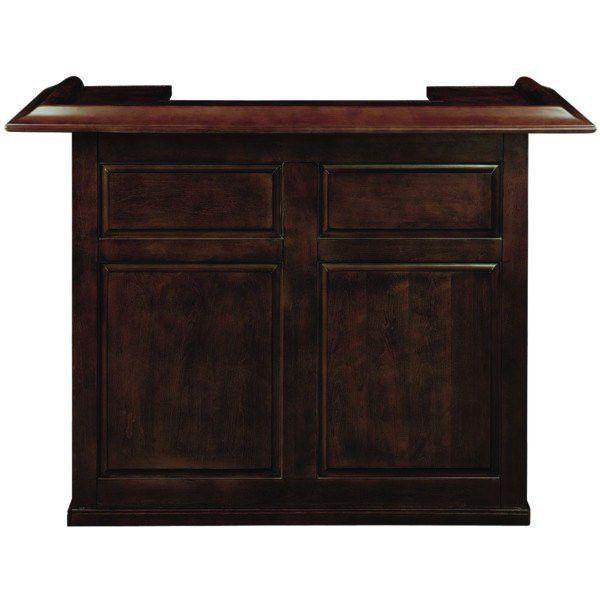 RAM Game Room Bar Furniture Cabinet DBAR60