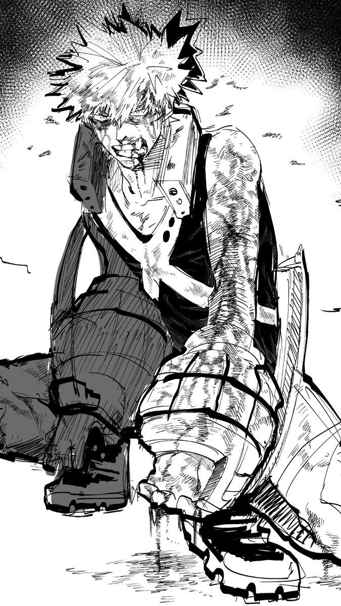 Does Bakugo Actually Die In The Manga