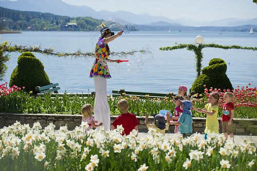 Frühling mit Kindern am Wörthersee #woerthersee #familienurlaub #familia © Wörthersee Tourismus GmbH/ Foto Gerdl