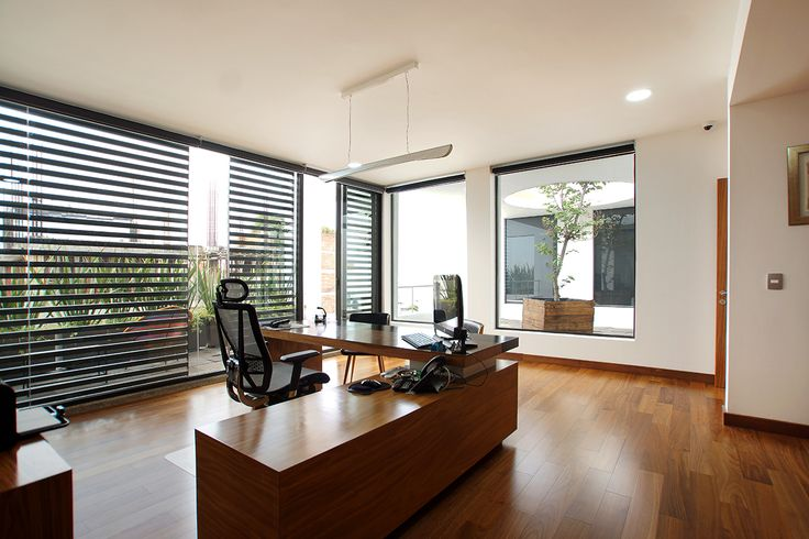 AG Consultores | Dionne Arquitectos | #office #center #wood #lighting #garden #furniture #interior #design