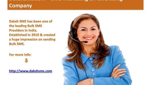 Contributions of Bulk SMS in Your Marketing Campaign - Video Dailymotion
