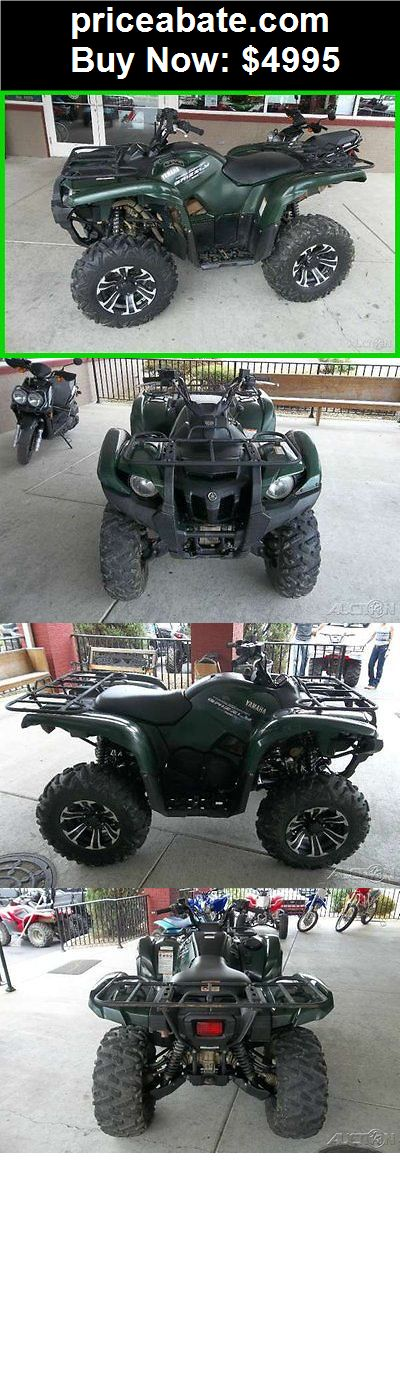 Power-Sports-ATVs-UTVs: 2011 Yamaha 700 FI Automatic 4X4 EPS ATV w/ warranty though 2016 No Fees - BUY IT NOW ONLY $4995