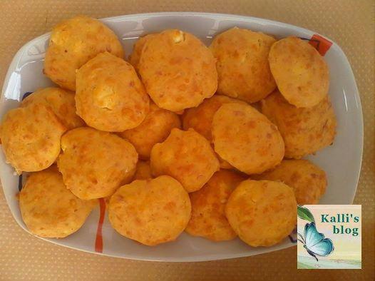 Kalli's blog: Τυροπιτάκια της τεμπέλας!
