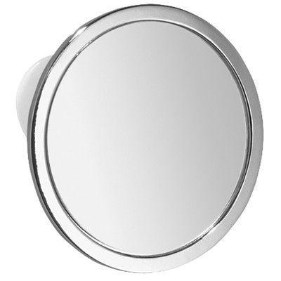 InterDesign Suction Shower Mirror
