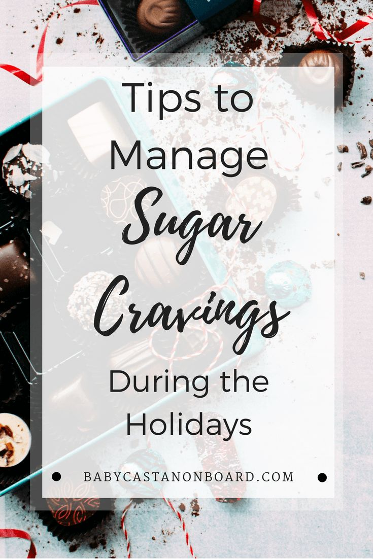 a post written by integrative nutrition health coach Sara Giboney on ways to manage sugar cravings and make healthy choices during the holidays.