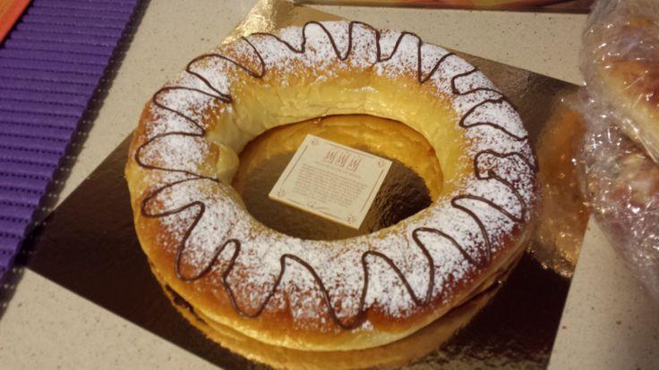 """Roscón de Reyes """"bollicao"""""""