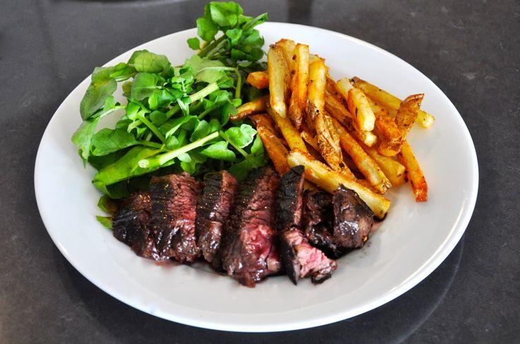 Recreating My Favorite Hanger Steak in NYC   eatyeats
